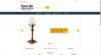 Turn On Antique Lighting | The Home of Antique Lighting | Camden Passage London