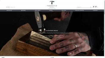 Turnstyle Designs - Artisans of Luxury Door Hardware