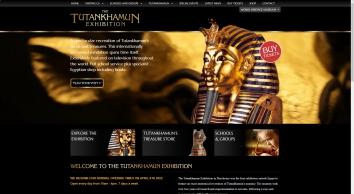 The Tutankhamun Exhibition