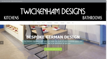 Twickenham Kitchen Designs