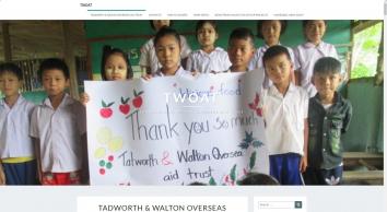 TWOAT | Tadworth and Walton Overseas Aid Trust