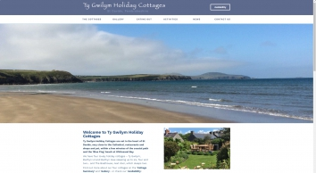 St Davids Holiday Cottages, Pembrokeshire |  Ty Gwilym Holiday Cottages