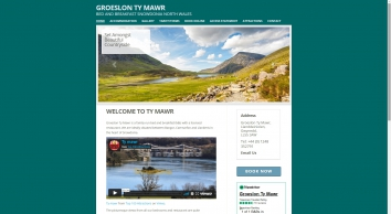 Ty Mawr Tearooms & Guest House