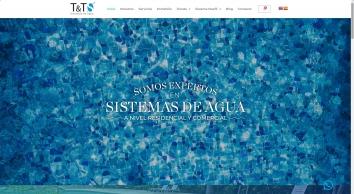 Albercas ecológicas | Sistemas de Agua | Tratamiento de agua en Cancún
