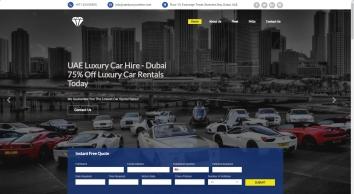 Dubai Luxury Car Rental Tel: +971 424 06925 - UAE Luxury Car Hire