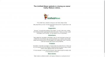 Uckfield News