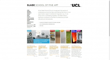Slade School of Fine Art