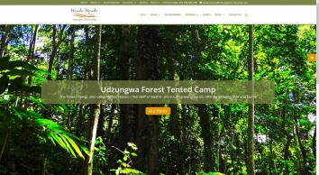 Udzungwa Forest Tented Camp
