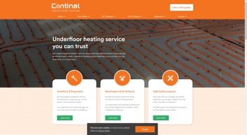 Continental Underfloor