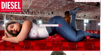 Diesel Online Store: jeans, clothing, shoes, bags and watches | Online Store United Kingdom
