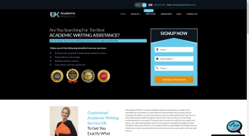 UK Academic Writers
