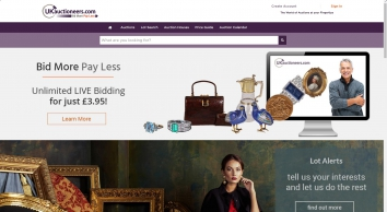 UKAuctioneers.com | Antiques | Auctions | Britain | England | Online | Catalogue