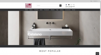 UK Bathroom Warehouse - Home