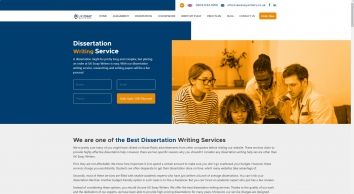 Dissertation Writing - UK Essay Writers