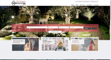 UK Homes Enterprise | Website For Sales & Lettings | Real Estate Agency in London