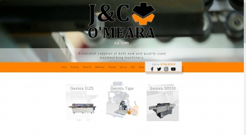 UK Woodworking Machinery | Ormskirk | J & C O\'Meara