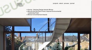 Ullmayer Sylvester Architects Ltd