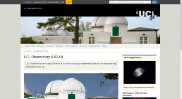University Of London Observatory
