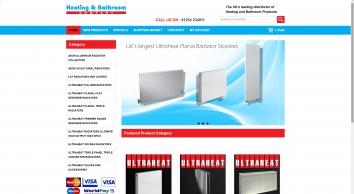 Heating & Bathroom Company - Ultraheat Radiators
