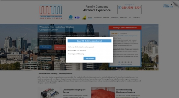 Underfloor Heating Company