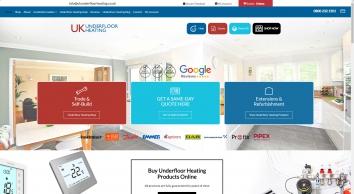 Underfloor Heating DIY