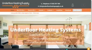 Underfloor Heating Supply