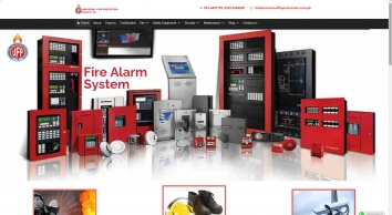 Fire Fighting Equipment | A Fire Safety and Security Equipment Company