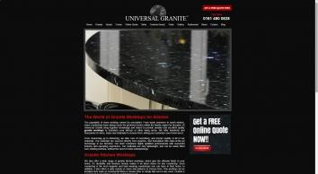 Granite and quartz worktops - Universal Granite