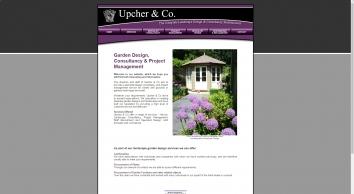 Upcher & Co landscape Design Oxford