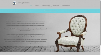 T W Upholstery