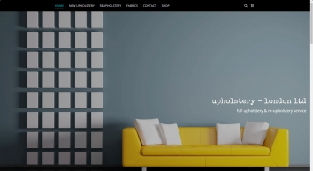 Thomas Stasiak Upholstery & Re-Upholstery Service