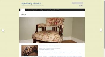 Upholstery Classics
