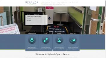 Uplands Sports Centre