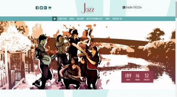 Upton Jazz Festival | Jazz, Swing and Blues Music of the 20s, 30s and 40s