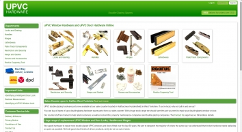 Spare Parts for upvc Windows and Doors