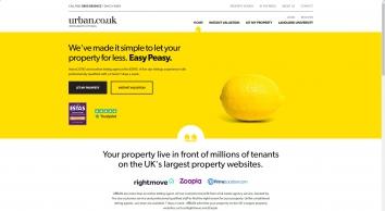 Online Estate & Letting Agents | URBAN.co.uk Intelligent Lettings + Sales