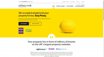 Online Letting Agents | URBAN.co.uk Gold Award Winning Lettings