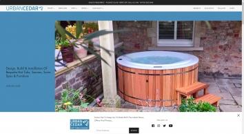 Urban Cedar Hot Tubs