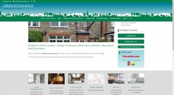 Urban Design Build | Builders, in North London, N8, N10, N6, N22,NW3, NW5, NW1 and around