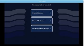 Urban Electrical Services