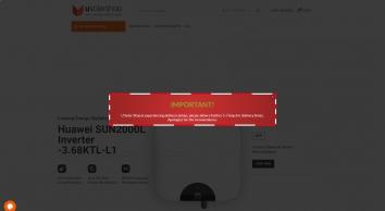 U Solar Shop