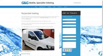 Rossendale Valeting - Vehicle Car Cleaners Lancs
