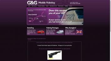 Rossendale Mobile Car Valeting & Van Valeters in Lancashire