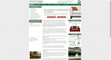 Val Tierney Upholstery