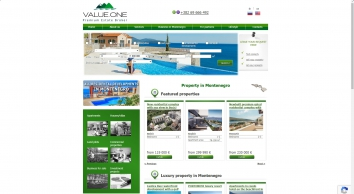 ≡ Buy property in Montenegro - Luxury property for sale in Montenegro | Value.ONE