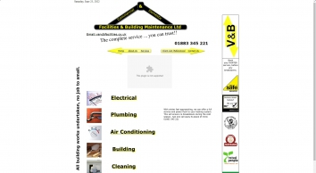 V & B Facilities & Building Maintenance Ltd