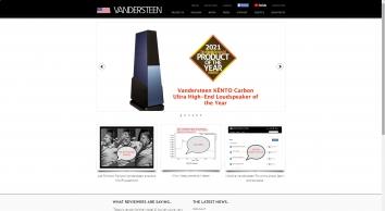 Vandersteen Audio High End Speakers | Vandersteen Audio