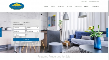 Estate Agents website galleries