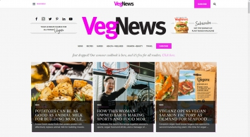 VegNews Magazine: Your Ultimate Source for All-Things Vegan