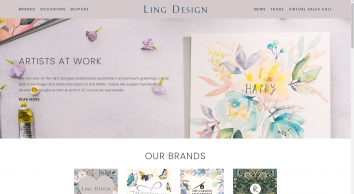 Ling Design | Greetings Card Publisher
